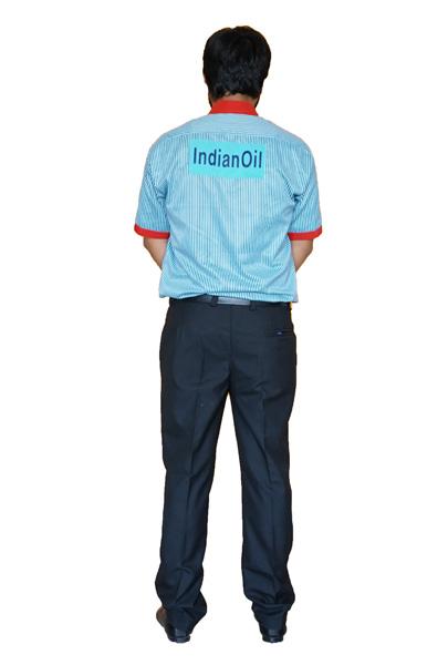 Indian Oil Uniform